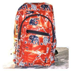 Handbags - African Print Backpack